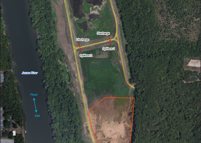 Upper James River Upland Dredged Material Disposal Placement Sites Assessment