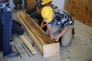 Building Beam Form